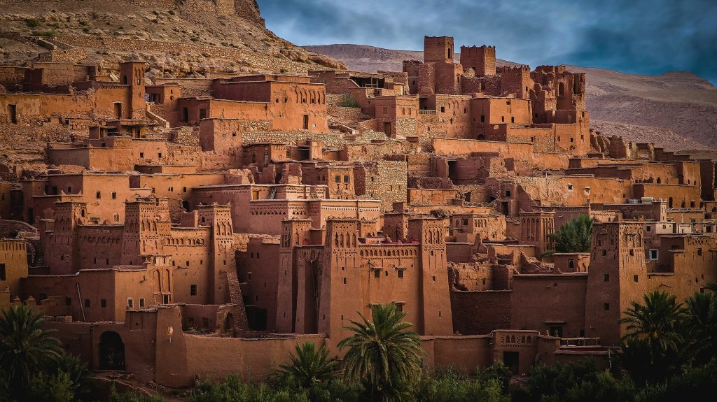 מדינה בחודש: ברוכים הבאים למלכת המדבר